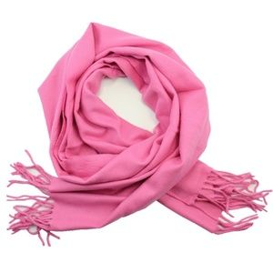 Accessories - Soft Pink Cashmere Scarf NWT